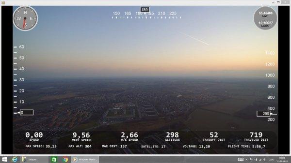 Telemetry: ST2Dash - Loading Q500 flight Log Data to be used