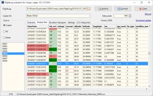 Analyze FlightLogs/Telemetry with Q500log2kml | Yuneec-Forum com